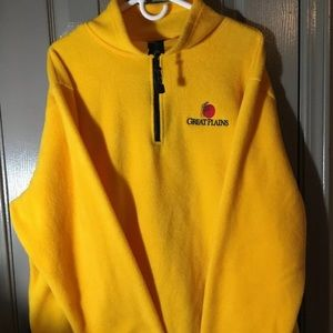 LA LOVING Men 1/4 Zipper Pullover Sweater Size XL